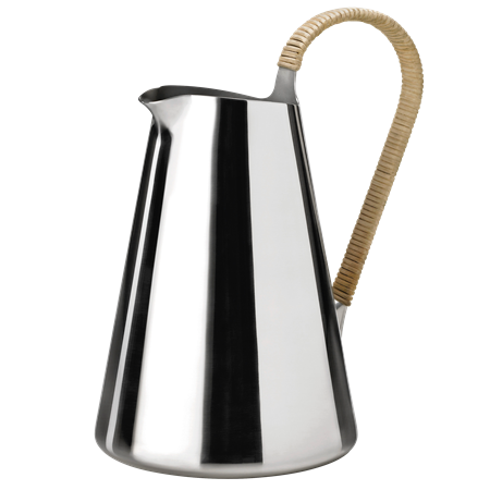 STEEL DANISH FREJA PITCHER