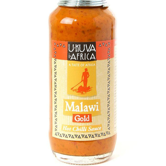 MALAWI GOLD SAUCE (SOUTH AFRICA)