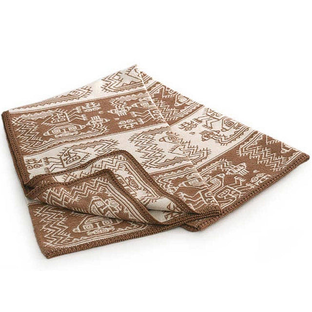 PARACAS PERUVIAN THROW
