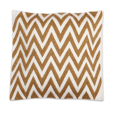 DESERT ZAG THROW PILLOW (PERU)