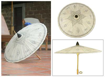 ENCHANTED SUN PARASOL (THAILAND) | OBJECTS