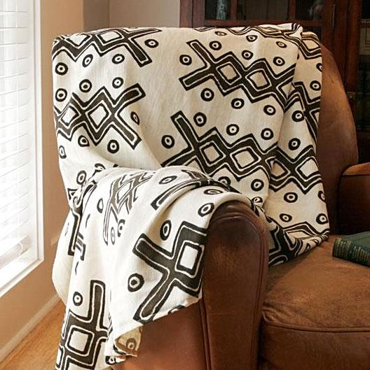 LADDER PRINT THROW (MALI)