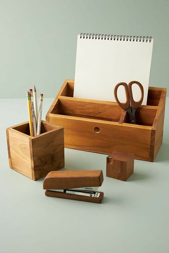 TAKARA DESK ORGANIZER | OFFICE | STAG & MANOR