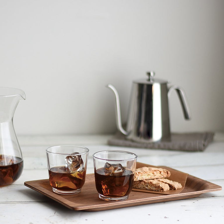 SLOW COFFEE TRAYS