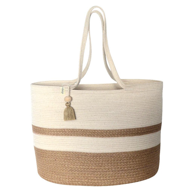 JUTE COLLECTION SHOPPER BAG <br>(FROM SOUTH AFRICA)