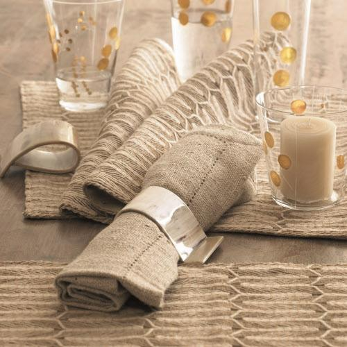 HONEYCOMB TABLE RUNNER | DINING & ENTERTAINING