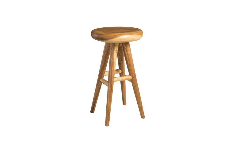 SMOOTHED BAR STOOL CHAIR
