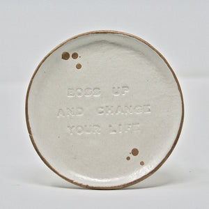 Boss Up And Change Your Life Pinch Pot
