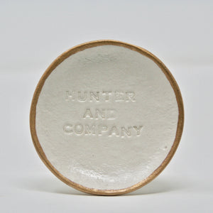 Hunter And Company Pinch Pot