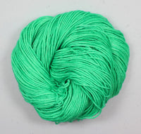 Minty Fresh Manic Monday BFL DK Superwash Yarn