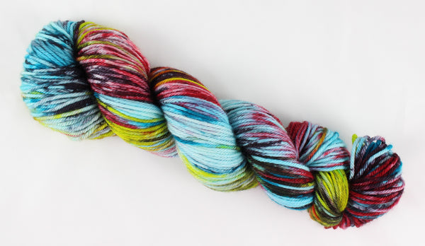 Crazy Peacock Adore Worsted