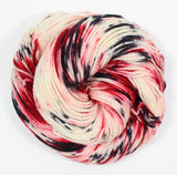 Cruella Manic Monday BFL DK Superwash Yarn