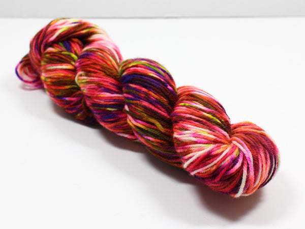 Candy Girl Manic Monday BFL DK Superwash Yarn