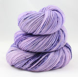 Wisteria Kiss Sock