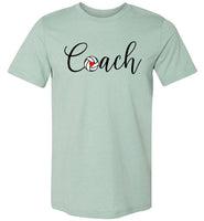 Volleyball Coach Shirt