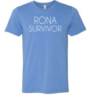 Rona Survivor Shirt for Women