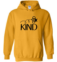 Bee Kind Hoodie for Women, Men and Teens