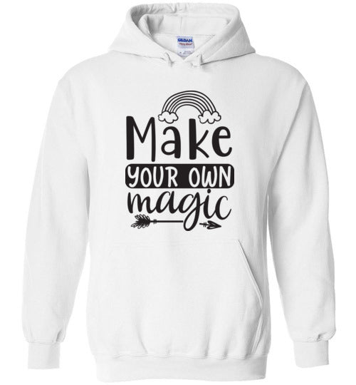 Make Your Own Magic Hoodie