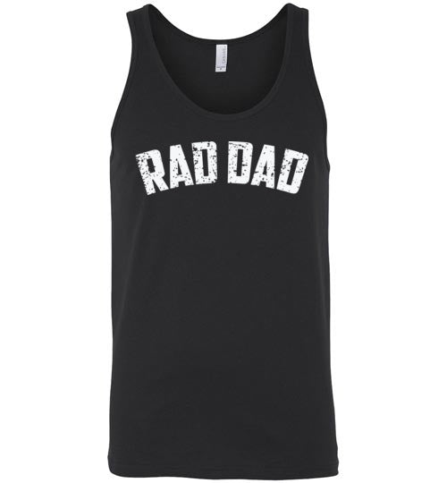 Rad Dad Tank Top