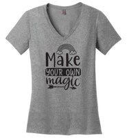 Make Your Own Magic V-Neck T-Shirt