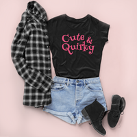 Cute and Quirky T-Shirt for Women and Teen Girls