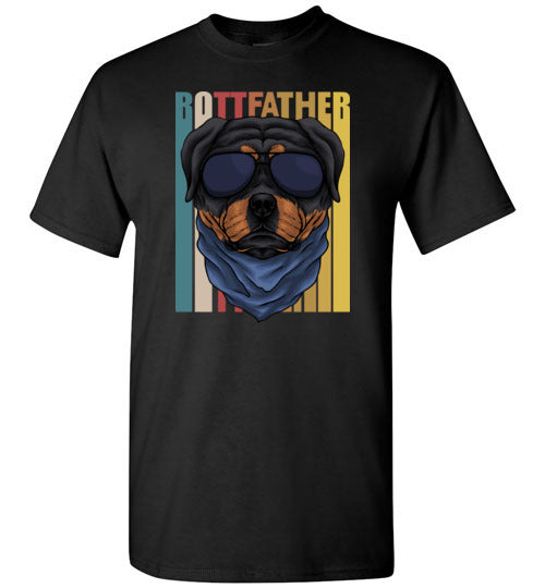 Rottfather Rottweiler Shirt Gift for Rottie Dog Dad