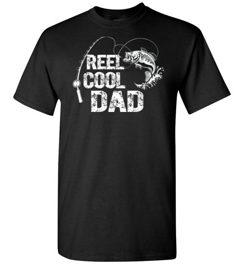 Reed Cool Dad Fishing Shirt for Men Christmas Birthday Gift for Fisherman