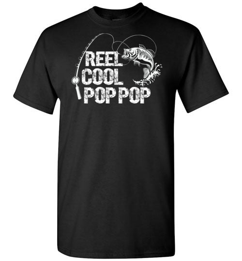 Reel Cool Pop Pop Fishing Shirt for Men