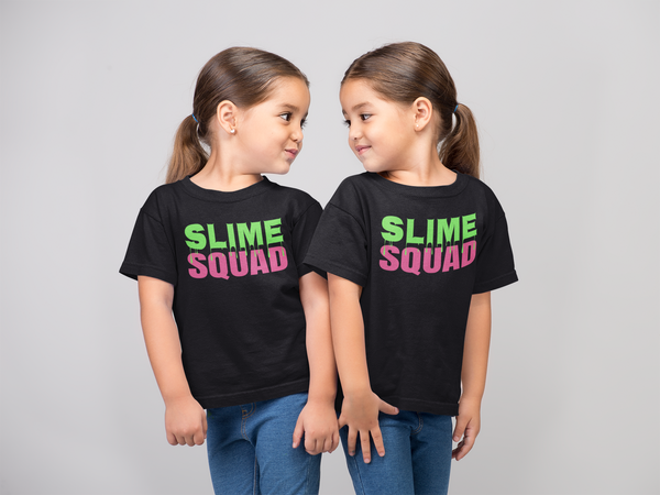 Slime Squad T-Shirt for Girls and Women