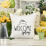 Spring Pillow or Cover with Insert 16x16 18x18 20x20 26x26 |