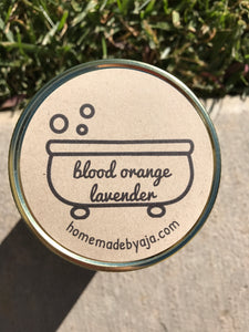 Blood Orange Lavender