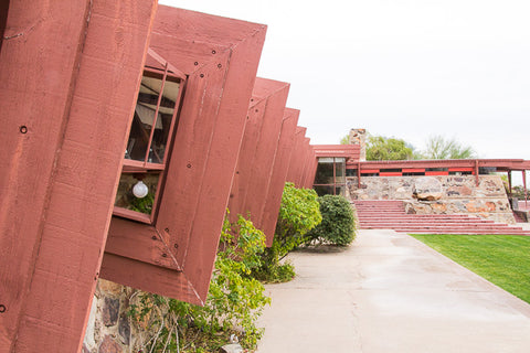 Taliesin West Frank Lloyd Wright Photography by Georgina Sonmor