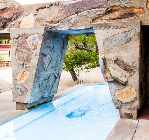 Frank Lloyd Wright's Taliesin West Georgina Sonmor Photography