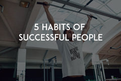 5 habits of successful people by In love with life