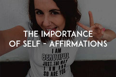 The importance of self- affirmations by In love with life
