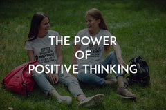 The power of positive thinking by In love with life