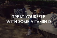Treat yourself with some Vitamin D by In love with life