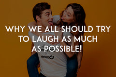 Why we all should try to laugh as much as possible! by In love with life