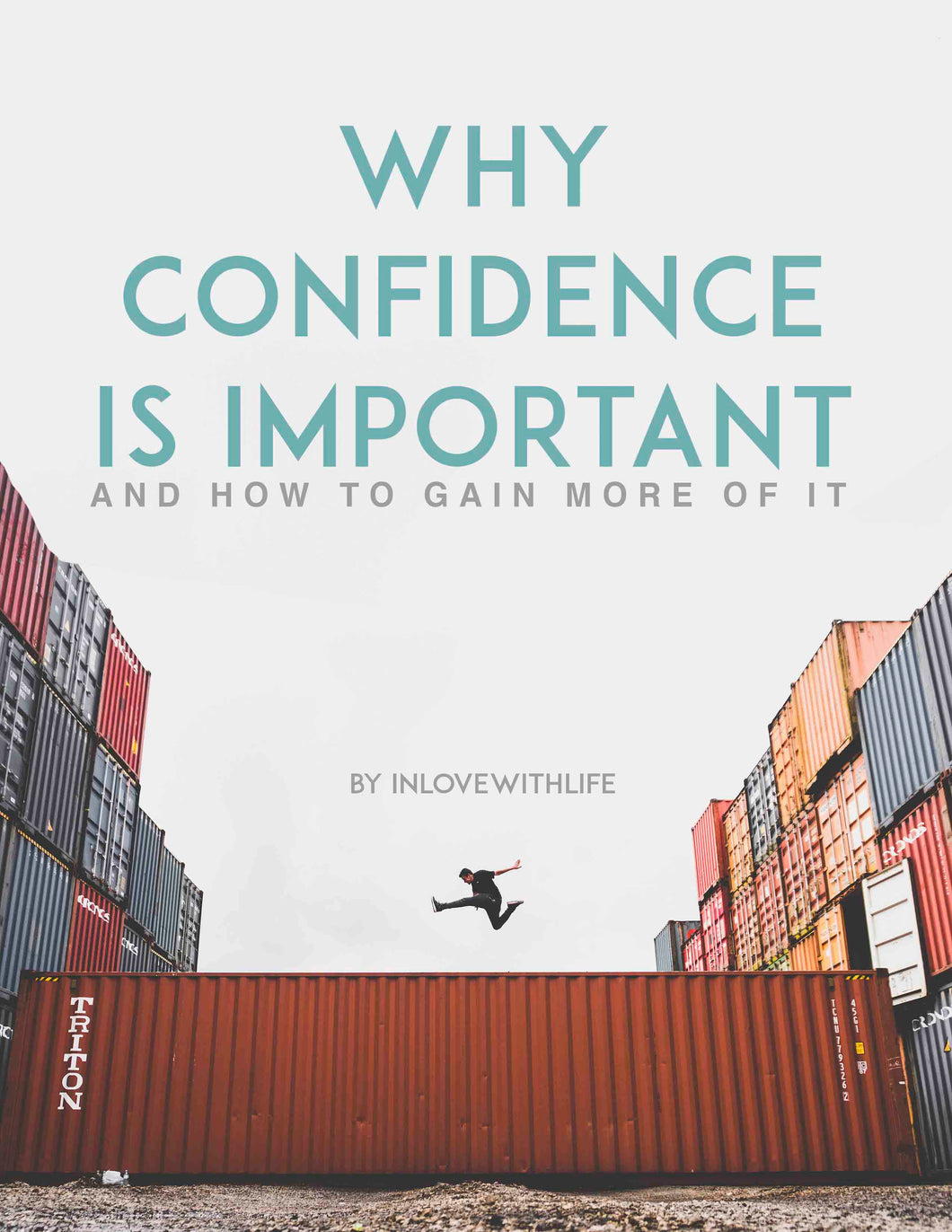 Why confidence is important and how to gain more of it