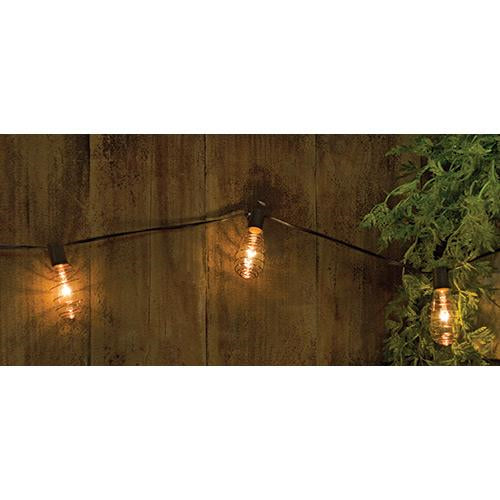Indoor & Outdoor Copper Edison Lights