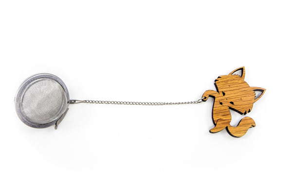 Fiona the Fox Tea Infuser