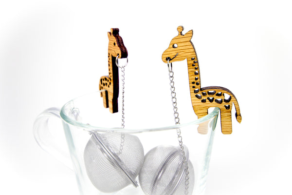 Josephine the Giraffe Tea Infuser