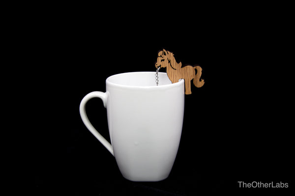Konstantean the Horse Tea Infuser