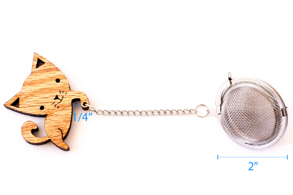 Meow Cat Tea Infuser