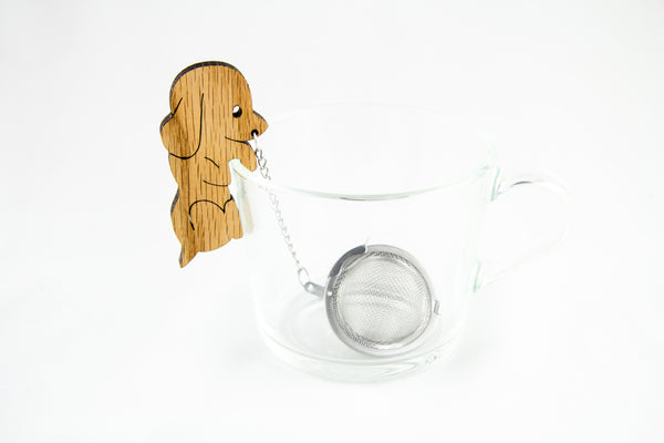 Zoe the Dog Tea Infuser