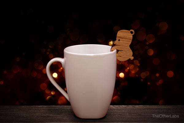 Bo the Bear Tea Infuser