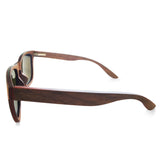 Walnut Wood Sunglasses - Organic Optics Co.