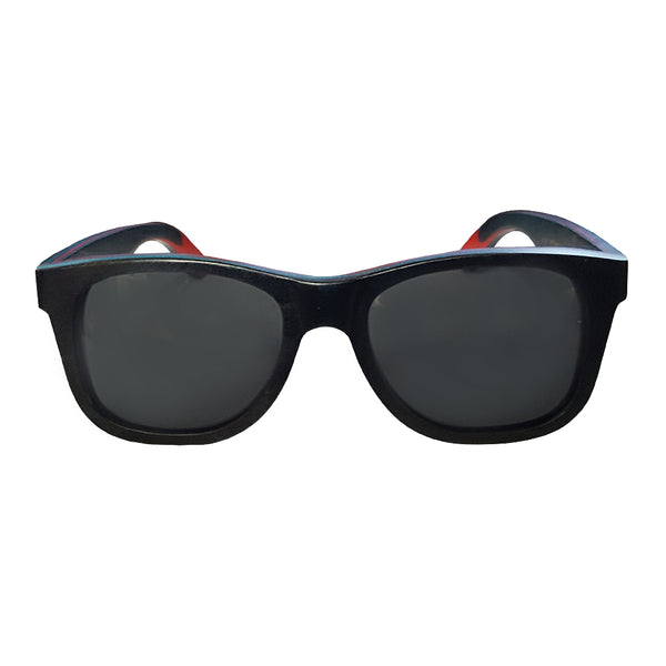 Black Wood Sunglasses - Organic Optics Co.