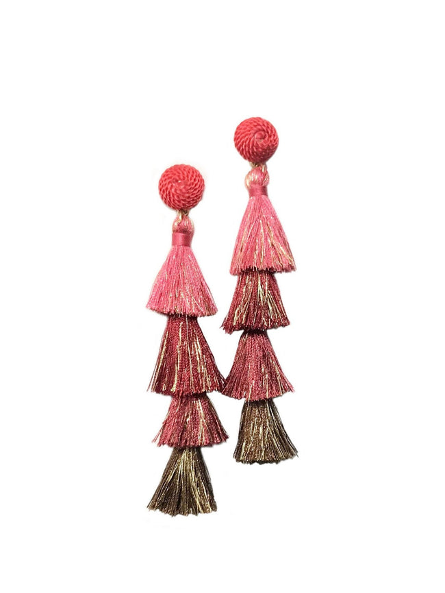 Mulan Drop Earrings