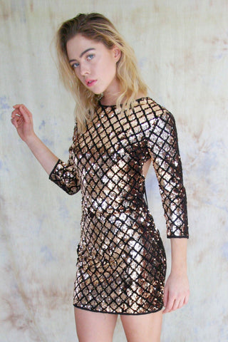 Eveline Mini Dress